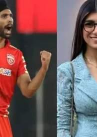 IPL 2021: नेटिझन्सनी पकडलं स्पिनर स्टार हरप्रीत ब्रार आणि पॉर्न स्टार यांच्यातील कनेक्शन, नेमकं काय आहे प्रकरण?