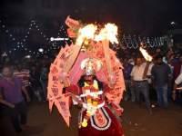 गोव्यातील अनोखं वीरभद्र नृत्य!
