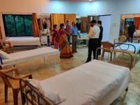 कांदिवलीच्या संस्कृती कॉम्प्लेक्सच्या क्लब हाऊसचे केले क्वारंटाईन सेंटर मध्ये रूपांतर - Marathi News | The conversion of the Club House of the Culture Complex of Kandivali into a Quarantine Center | Latest mumbai News at Lokmat.com