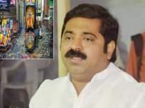 मोदी है तो मुमकीन है म्हणत प्रभू रामाचा एडिट केलेला फोटो ट्विट; आमदार राम कदम ट्रोल - Marathi News   Edited photo tweet of Prabhu Ram On times sqaure BJP MLA Ram Kadam Troll   Latest social-viral News at Lokmat.com