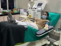 कोरोना मुक्त अभिनेत्री झोया मोरानीने दुसऱ्यांदा केले प्लाझ्मा डोनेशन - Marathi News | Zoa Morani donates plasma the second time for COVID-19 treatment TJL | Latest bollywood News at Lokmat.com