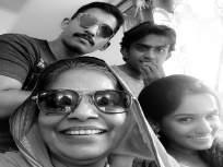 जीजे, का ग इतक्यात सोडून गेलीस... ! कमल ठोके यांच्या निधनानंतर अज्या व शितलीची भावूक पोस्ट - Marathi News | actress kamal thoke died, lagira zala ji actors share emotion post | Latest television News at Lokmat.com