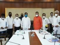 फनेल झोन बाधित रहिवाशांच्या इमारतींचा पुनर्विकास करण्यासाठी सकारात्मक निर्णय घेणार - Marathi News | The funnel zone will make a positive decision to redevelop the buildings of the affected residents | Latest mumbai News at Lokmat.com