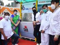 वर्सोव्यात उभारले बिईंग स्वच्छ स्टेशन - Marathi News | Being clean station built in Versova | Latest mumbai News at Lokmat.com
