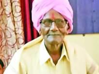 ७० वर्षीय शाहीर करतोय पोवाड्यातून मतदान जनजागृती