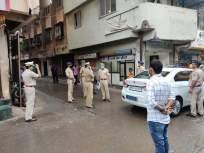 Coronavirus News: कंटेनमेंट झोनमधील नागरिकांनी अधिक सतर्कता बाळगावी- विवेक फणसळकर - Marathi News | Coronavirus News: Citizens in containment zone should be more vigilant: Vivek Phanasalkar | Latest thane News at Lokmat.com