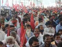 ...आणि पाेलिसांनी मेट्रो सिनेमाजवळ अडविलामोर्चा;शेतकऱ्यांचा एल्गार,मुंबई दणाणली - Marathi News | ... and the Police stop march near the Metro Cinema; Farmers' Elgar in Mumbai | Latest mumbai News at Lokmat.com
