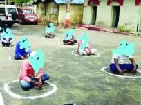 खामगावात बाहेर फिरणाऱ्यांची धरपकड! - Marathi News | Khamgaon :Police take action against persons wandering in lockdown | Latest buldhana News at Lokmat.com