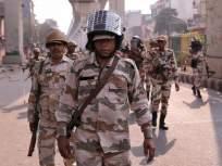 Delhi Violence: 'दंगलग्रस्त भागात तैनात असलेले हे लष्करी पोशाखातले लोक कोण?'