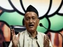 Maharashtra Government : राष्ट्रपती राजवटीची शिफारस केलेली नाही; 'राजभवन'ने वृत्त फेटाळलं