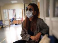 CoronaVirus: राधिका आपटेला कोरोनाची लागण? हॉस्पिटलमध्ये झाली स्पॉट - Marathi News   CoronaVirus: Radhika Apte contracted corona? Spot on the hospital Tjl   Latest bollywood News at Lokmat.com
