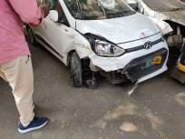 मुंबईत हिट अँड रन! मद्यधुंद चालकाने फरफटत नेले, तरुणीचा जागीच मृत्यू