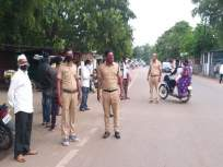 विनामास्क फिरणाऱ्या तरुणावर थेट गुन्हा दाखल; अशाप्रकारची मुंबईतील पहिली कारवाई - Marathi News | Direct charges against a young man walking around without a mask; The first such action in Mumbai | Latest mumbai News at Lokmat.com