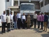हायवा ट्रक पळविणारी आंतरराज्यीय टोळीला ग्रामीण पोलिसांकडून अटक
