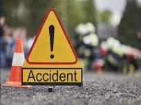 मुंबई-गोवा महामार्गावर माणगावजवळ एसटीचा अपघात, 20 प्रवासी जखमी