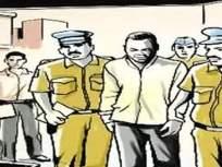 घरफोडीतील आरोपींचा पोलिसांवर हल्ला