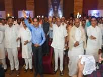 वाधवान कुटुंबियांना दिलेल्या पत्रामागे 'या' बड्या नेत्याचा हात; भाजपाचा घणाघात - Marathi News | BJP leader Kirit Somaiya said that NCP President Sharad Pawar had a hand in his letter of the Wadhavan family mac | Latest mumbai News at Lokmat.com