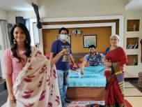 'अग्गंबाई सासूबाई' मालिकेतआताबबड्याची खैर नाही, कारणसासू झाली आई, पहा हाव्हिडिओ - Marathi News | In the series 'Aggabai Sasubai', Babadya is no longer well, because mother-in-law has become a mother, watch this video | Latest television News at Lokmat.com