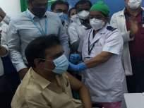 कूपर हॉस्पिटलमध्ये लसीकरण मोहिमेला दिमाखात सुरवात - Marathi News | Vaccination campaign at Cooper Hospital begins in mind | Latest mumbai News at Lokmat.com