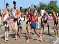 मुंबई, नागपूर, एसएनडीटी भारती विद्यापीठ कबड्डी संघांची प्रत्येकी दोन गुणांची कमाई