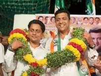 Maharashtra Election 2019 : मतांचे विभाजन टाळण्यासाठी एमआयएम उमेदवारानेच धरली काँग्रेसची वाट
