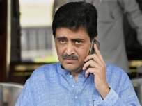 CoronaVirus News :अशोक चव्हाण उपचारांसाठी मुंबईकडे; अॅम्ब्युलन्स निघतानाचा व्हिडीओ व्हायरल - Marathi News | CoronaVirus News : Minister Ashok Chavan leaves for Mumbai treatment on corona virus vrd | Latest maharashtra News at Lokmat.com