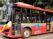 बेस्ट आहे; २६ वातानुकूलित विद्युत बसगाड्या ताफ्यामध्ये दाखल - Marathi News | Is the best; 26 air-conditioned electric buses entered the convoy | Latest mumbai News at Lokmat.com
