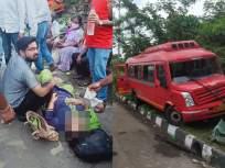 वरळीला जाणाऱ्या बेस्टच्या वातानुकूलित बसला अपघात, 15 प्रवासी जखमी - Marathi News | 15 injured in Best bus accident in Worli | Latest mumbai News at Lokmat.com