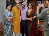 'आई कुठे काय करते'मधील आप्पांवर कोसळला दुःखाचा डोंगर, त्यामुळे मालिकेपासून होते दूर - Marathi News | aai kuthe kay karte appa aka kishor mahabole lost his father | Latest television News at Lokmat.com