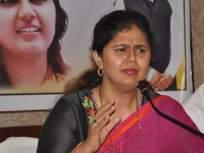 'संजय राठोड यांच्याप्रमाणेच धनंजय मुंडेंनीही मंत्रीपदाचा राजीनामा द्यावा' - Marathi News | 'Like Sanjay Rathore, Dhananjay Munde should resign as Minister',pankaja mude | Latest mumbai News at Lokmat.com
