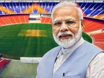 "'हिटलर सत्तेत आल्यावर त्यानेही मोठं स्टेडियम बनवून स्वत:चचं नाव दिलं होतं' - Marathi News | ""Even after Hitler came to power, he built a big stadium and made a name for himself."", narendra modi crictis by jitendra awhad | Latest mumbai News at Lokmat.com"