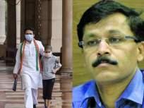 तुकाराम मुंढेंनाही तरुण नेत्याच्या निधनाचं दु:ख, ट्विटरवरुन भावूक प्रतिक्रिया - Marathi News | Tukaram Munde also mourns the demise of the young leader Rajeev satav, an emotional reaction on Twitter | Latest maharashtra Photos at Lokmat.com