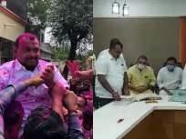 Video : मी समाधान आवताडे शपथ घेतो की..; पंढरीच्या नवनिर्वाचित आमदारांनी घेतली शपथ - Marathi News | I swear that I am satisfied ..; The newly elected MLAs of Pandharpur took oath | Latest mumbai News at Lokmat.com