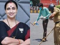 E-pass : नुसता गोंधळ झालाय, लॉकडाऊनच्या ई-पास नियमावलीवरुन चित्रा वाघ संतप्त - Marathi News | E-pass : Just confused MVA, Chitra Wagh outraged by Lockdown's e-pass rules by government | Latest mumbai News at Lokmat.com