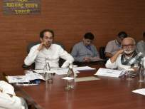 शिवभोजन थाळी पुढचे तीन महिने 5 रुपयांनाच; राज्य मंत्रिमंडळाच्या बैठकीत नऊ महत्त्वाचे निर्णय - Marathi News | Shivbhojan Thali for the next 3 months at Rs. 5 only; Nine IMP decisions of cabinet meeting | Latest maharashtra News at Lokmat.com