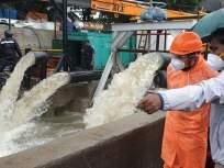 पावसामुळे मुंबईतील शासकीय कार्यालयांना सुट्टी; महापौर, आयुक्तांकडून परिस्थितीची पाहणी - Marathi News | Government offices in Mumbai closed due to rains; Inspection of the situation by the Mayor, Commissioner | Latest mumbai News at Lokmat.com
