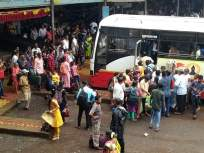 "coronavirus: ""गणेशोत्सवात कोकणात जाणाऱ्यांसाठी बस, विशेष रेल्वे सोडा"" मनसेची मागणी - Marathi News | coronavirus: MNS demands release of buses, special trains for those going to Konkan during Ganeshotsav | Latest mumbai News at Lokmat.com"