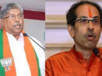 ठाकरे सरकारने प्रत्येक गोष्टीचे खापर केंद्रावर फोडू नये: चंद्रकांत पाटील - Marathi News | chandrakant patil slams thackeray govt over GST issues | Latest maharashtra News at Lokmat.com