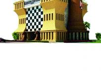 जगातील पहिले 'बुद्धिबळ भवन' साकारणार ; एकाचवेळी पाचशे लढती शक्य