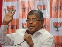 'ठाकरे सरकारने महापुरुषांच्या यादीतून संत नामदेव महाराजांचे नाव वगळले' - Marathi News | 'Thackeray government removes Sant Namdev Maharaj's name from list of great men', chandrakant patil | Latest mumbai News at Lokmat.com