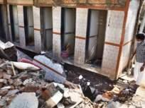 सार्वजनिक शौचालयाची भिंत कोसळून महिलेचा मृत्यू; तिघे जखमी - Marathi News | Woman dies after public toilet wall collapses; Three injured | Latest mumbai News at Lokmat.com