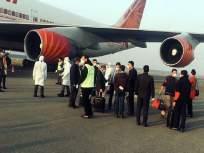 CoronaVirus News: विमान प्रवाशांसाठी 'अशा' आहेत महाराष्ट्र सरकारच्या गाइडलाइन्स, 14 दिवस रहावे लागणार होम क्वारंटाइन - Marathi News | CoronaVirus Marathi News maharashtra govts new sop for air travellers sna | Latest maharashtra News at Lokmat.com