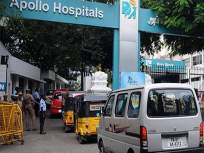 Coronavirus: रोज दहा लाख लसी देण्यासाठी 'अपोलो'ची यंत्रणा सुसज्ज; आरोग्य सेवकांना देणार प्रशिक्षण - Marathi News | Coronavirus: Apollo equipped with one million vaccines per day; Training for health workers | Latest national News at Lokmat.com