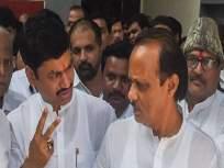 """मुस्लीम व्यक्ती ४-४ विवाह करू शकतात मग धनंजय मुंडेंनी दुसरं लग्न केलं तर चुकीचं काय?"" - Marathi News | ""Muslims can get married 4-4, so what is wrong if Dhananjay Munde remarries? Says Karni Sena | Latest politics News at Lokmat.com"