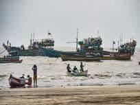 Nisarga Cyclone: येत्या २४ तासांत मुंबई, रायगडवर 'निसर्ग' चक्रीवादळाचं तीव्र संकट; रेड अलर्ट जारी - Marathi News | Nisarga cyclone depression moves closer to goa mumbai and surat, Issue Red Alert pnm | Latest mumbai News at Lokmat.com