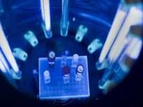 Coronavirus: कोरोनाशी लढण्यासाठी वैज्ञानिकांचा नवा शोध; 'या' औषधाचा एक डोस रुग्णांना देणार ताकद! - Marathi News | Coronavirus: An Inhaler Develop To Fight Covid 19 With Protein By UK Scientists pnm | Latest international Photos at Lokmat.com