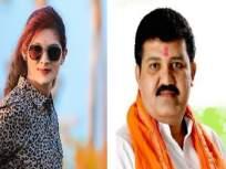 "Pooja Chavan Suicide Case: ""पूजा चव्हाण आत्महत्या प्रकरणानंतर १५ दिवस वनमंत्री संजय राठोड कुठे होते?"" - Marathi News | ""Where was Minister Sanjay Rathod for 15 days after Pooja Chavan suicide case? - BJP Pravin Darekar | Latest politics News at Lokmat.com"