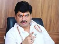 """धनंजय मुंडेंविरोधात बोलशील तर तुझ्या डोक्यात ६ गोळ्या घालेन""; राजकीय वातावरण पेटलं - Marathi News | Threatening phone calls from NCP office bearers to BJP Kirit Somaiya over Dhananjay Munde Case | Latest politics News at Lokmat.com"