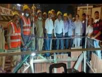 ब्रिटिशकालीन जलवाहिनीची दुरुस्ती पूर्ण;गळती बंद, वेळेआधीच संपले काम - Marathi News | British-era naval repairs completed; Leaks closed, work finished prematurely | Latest mumbai News at Lokmat.com