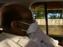 Video: आयुष्यात पहिल्यांदाच मंत्रालयासमोर एवढे पाणी पाहतोय; शरद पवार झाले चकित - Marathi News | first time saw so much water in front of the Mantralay; Sharad Pawar was shocked | Latest mumbai News at Lokmat.com